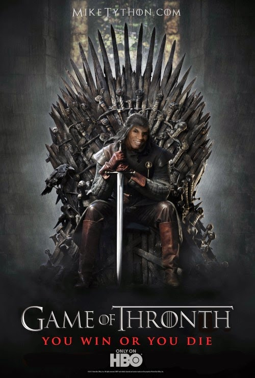 game of thrones mike tyson