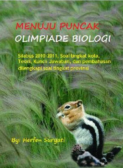 """Edisi Sempurna """"Menuju Puncak Olimpiade Biologi"""""""