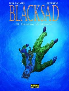 Blacksad: El infierno, el silencio