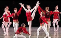 balletto, danza, Balanchine