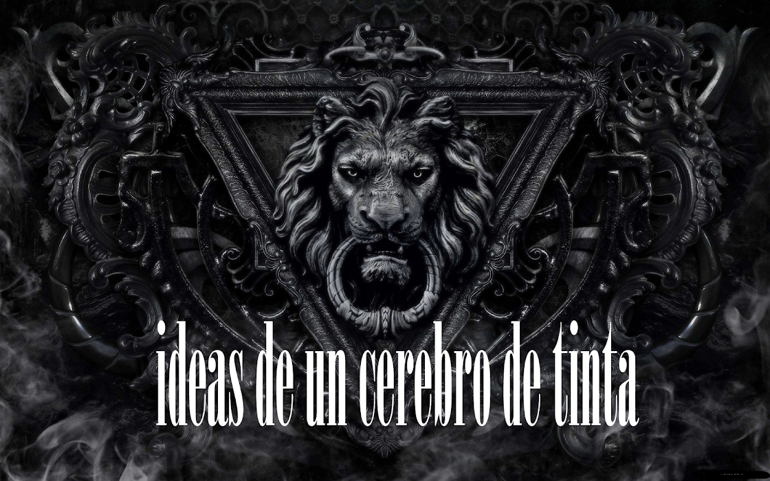 Ideas de un cerebro de tinta