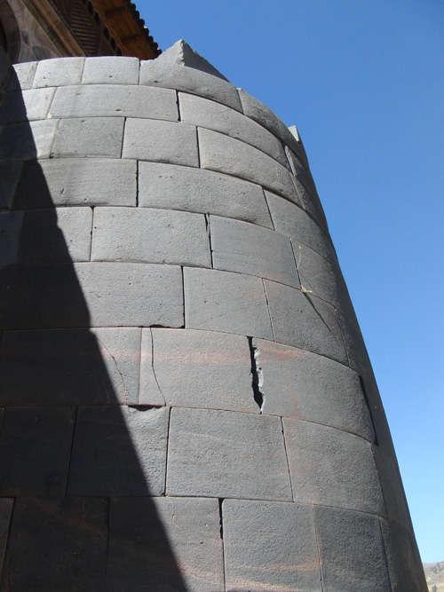 Geometria sagrada inka el templo mas importante de los for Arquitectura quechua