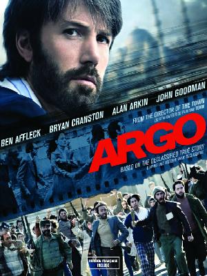 Filme Poster Argo DVDRip XviD & RMVB Legendado