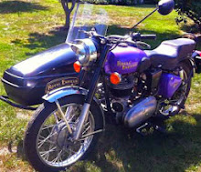 Mass. 2000 with sidecar