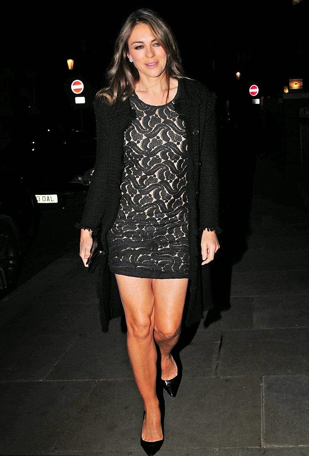 Elizabeth hurley skirt remarkable