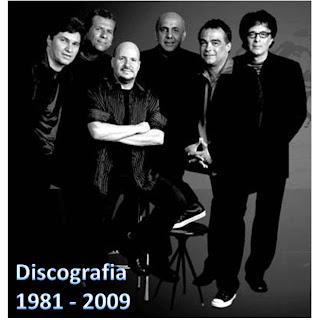 Discografia Roupa nova COMPLETA
