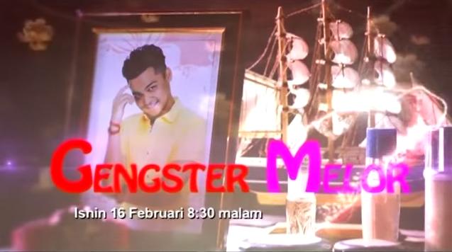 Gangster Melor 2015 Skrin Di9