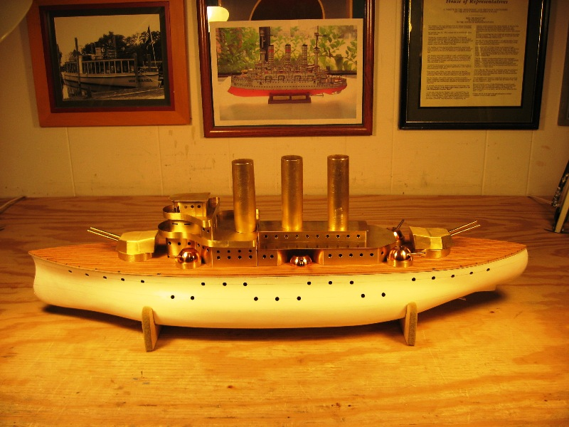 Wargaming Miscellany: A classic \'toy\' battleship