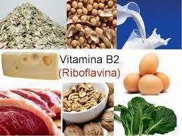 ¿Qué es la Vitamina B2?