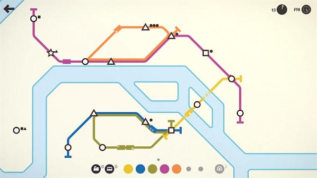 Mini Metro Download Photo