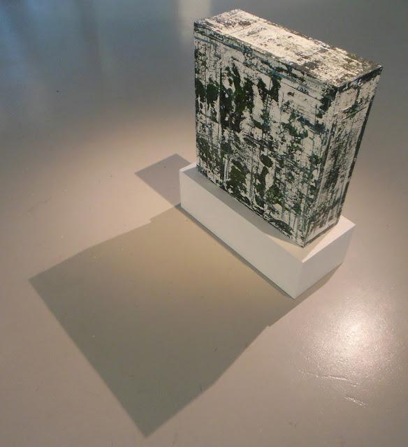 Figure 1: Flux by Phuong Dang, Lasalle Singapore,  Fine Arts Graduation Showcase, Magic Bullet exhibition, ICA gallery