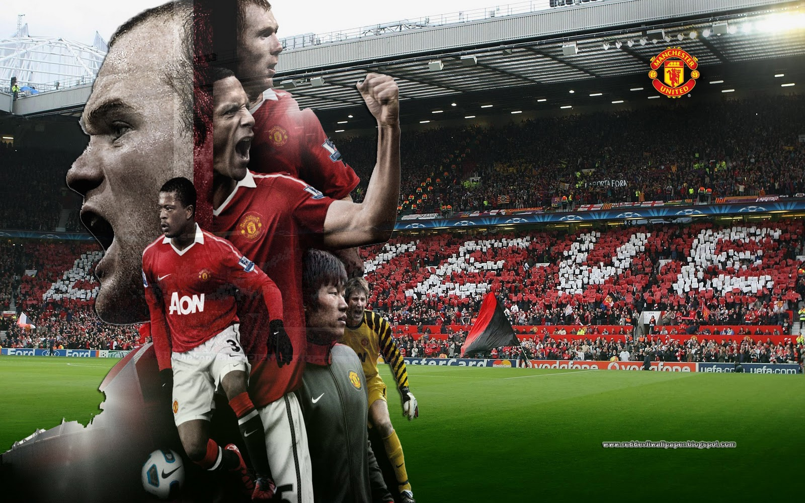 Manchester United Wallpaper Android Phone: Old Trafford