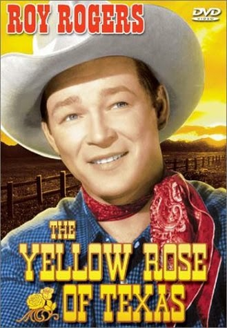 The Yellow Rose of Texas Cover