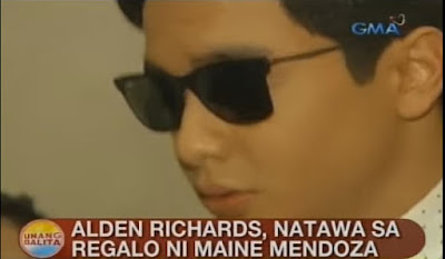 Screenshot from the video (Video from Unang Balita)