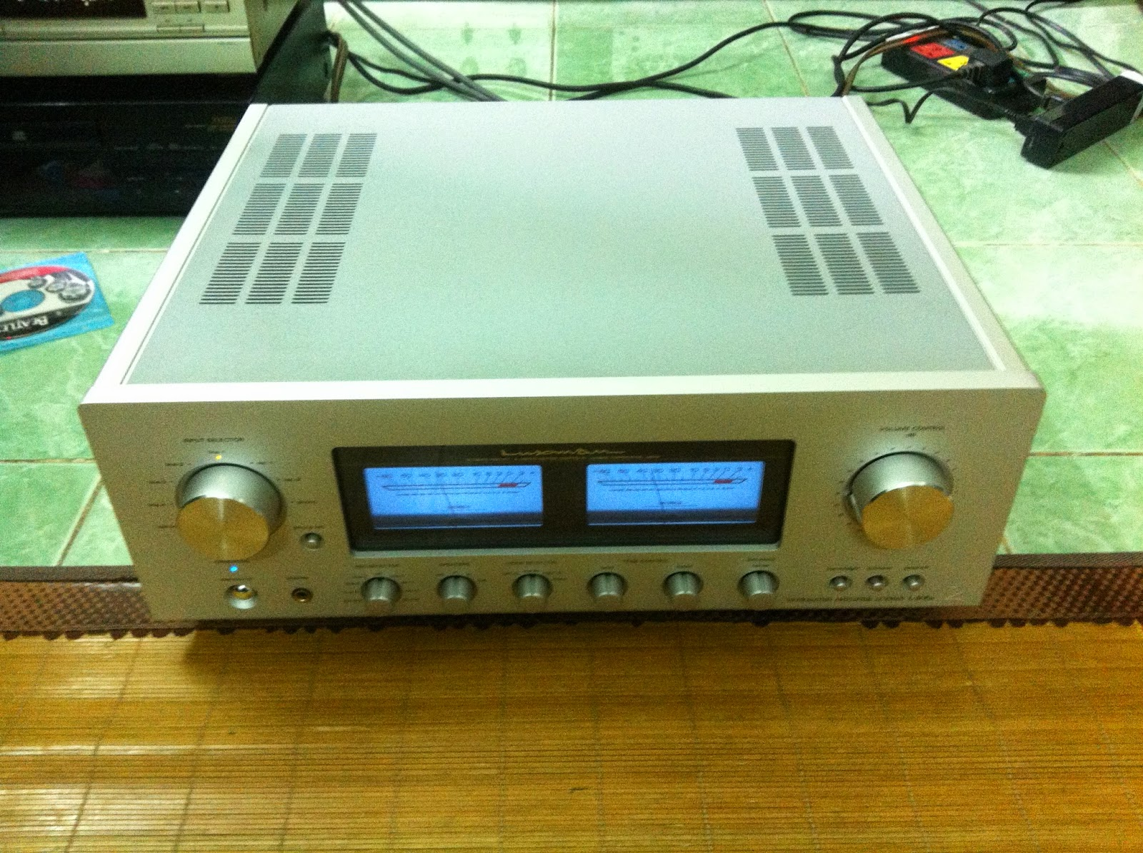 Amply Luxman 505U - Made in Japan