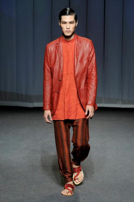 Etro Spring-Summer 2013 Menswear Photo 10