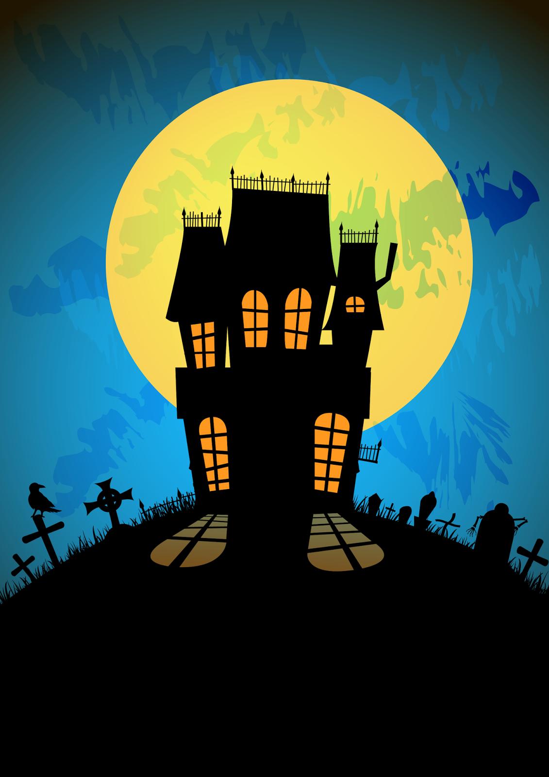 Makes Me Mine Diy Halloween Ecard Invitation A Tutorial Of Sorts