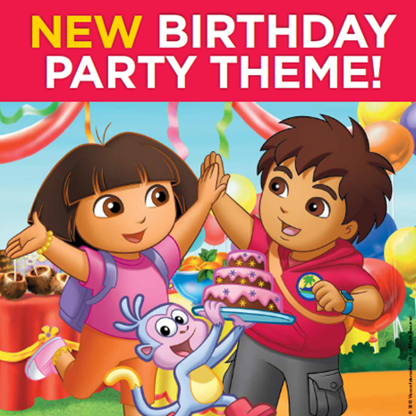 NickALive The Little Gym And Nickelodeon Partner To Host Dora The