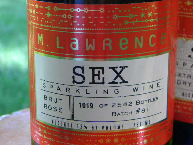 Wine is good for sex