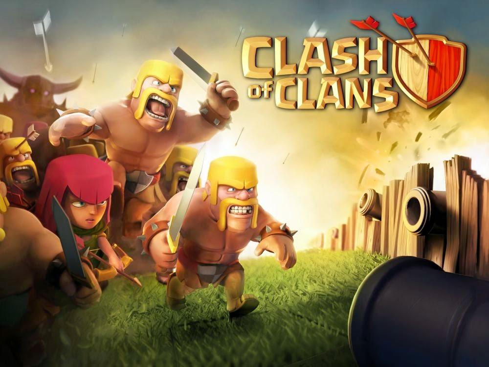 Clash of Clans jeu mobile