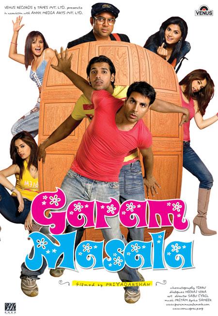 garam masala full movie  720p videos