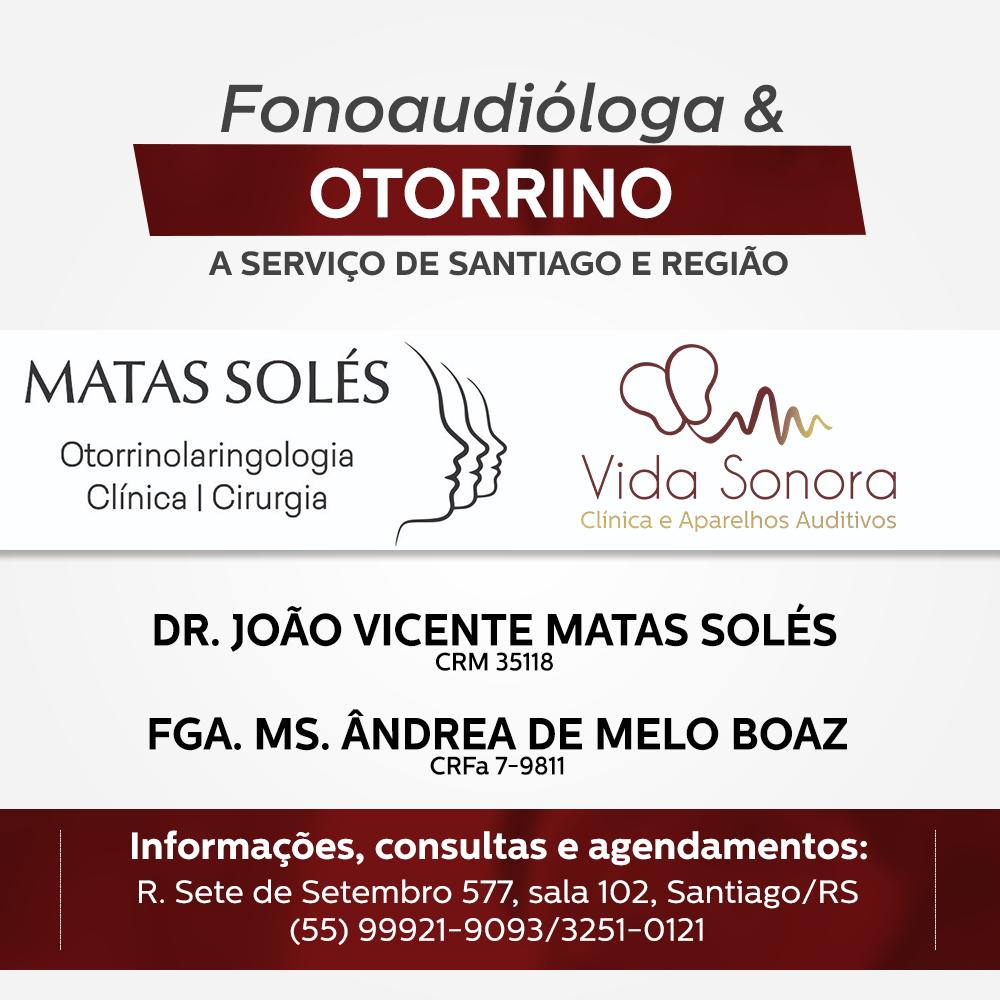 Fonoaudióloga e Otorrino em Santiago