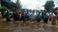 Gobierno Nacional trabaja en contingencia generada por lluvias en el estado Apure