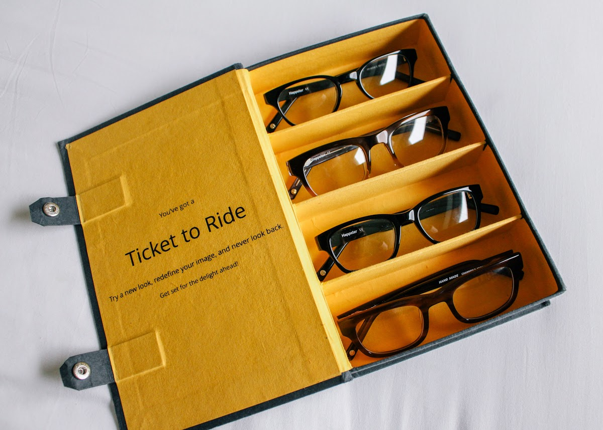 Happster Eyewear India Home Try On