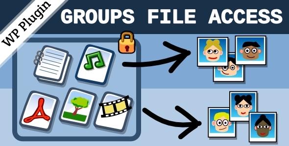 Groups File Access v1.5.5 WordPress Plugin