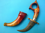 Kerambit Kelantan 2 inci