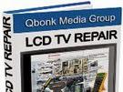 LCD TV Repair Ebook Tutorial Book Free