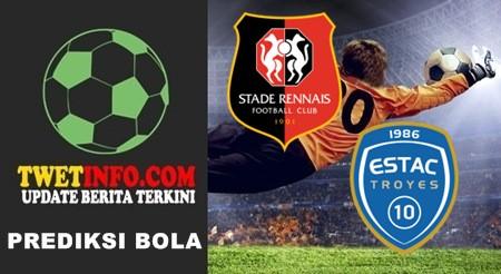 Prediksi Rennes vs Troyes, Ligue 1 Prancis 27-09-2015