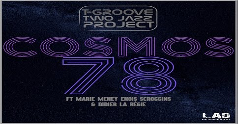 Two Jazz Project / T-Groove - Cosmos 78""