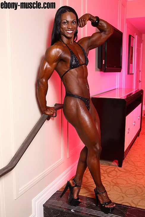Ladawn McDay Female Muscle Bodybuilding Blog