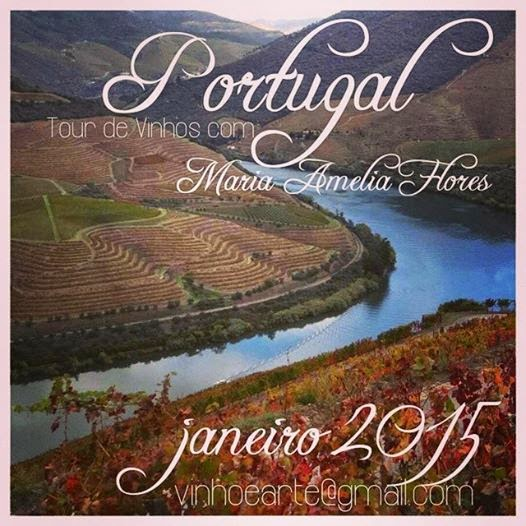 TOUR DE VINHOS PORTUGAL