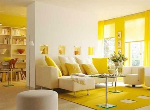 Màu vàng dễ khiến thần kinh não bị ảo giác