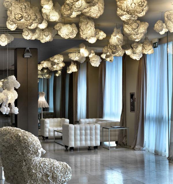 Lobby Maison Moschino
