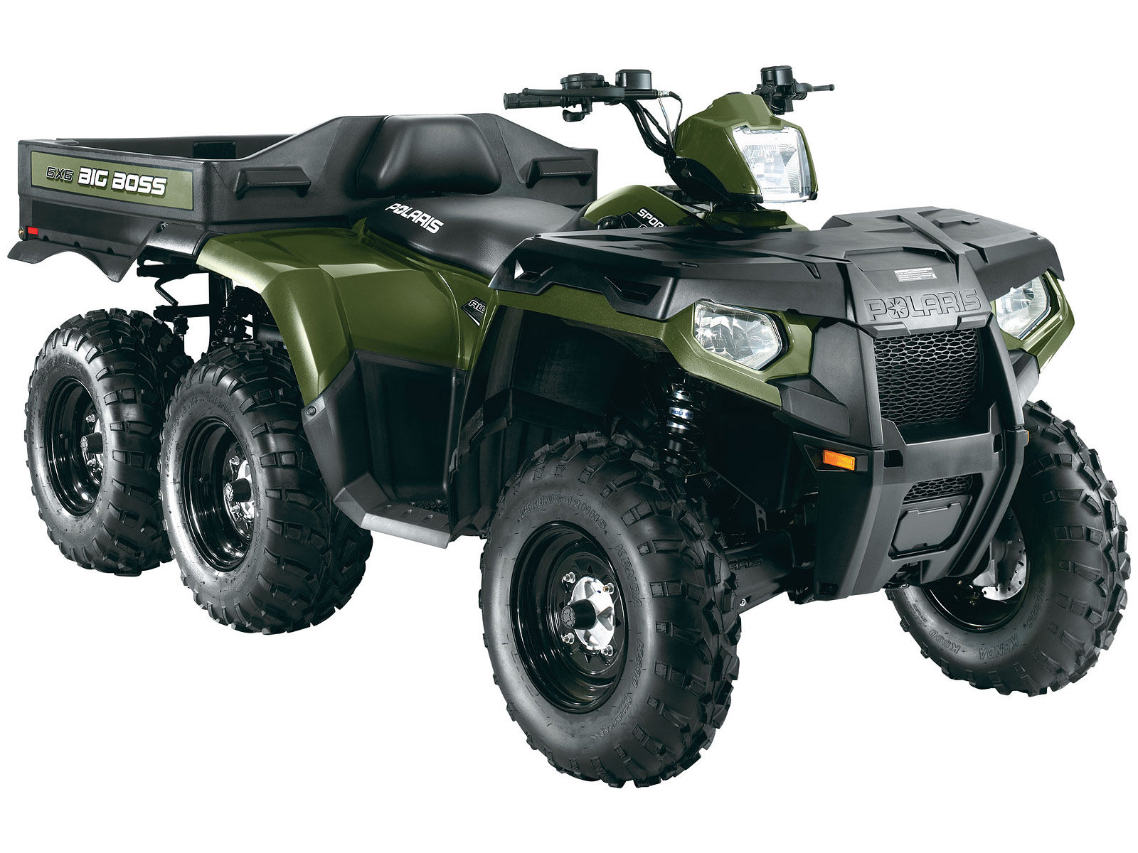 2012 polaris sportsman big boss 6x6 800 efi pictures. Black Bedroom Furniture Sets. Home Design Ideas