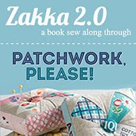 Zakka Along with Patchwork Please
