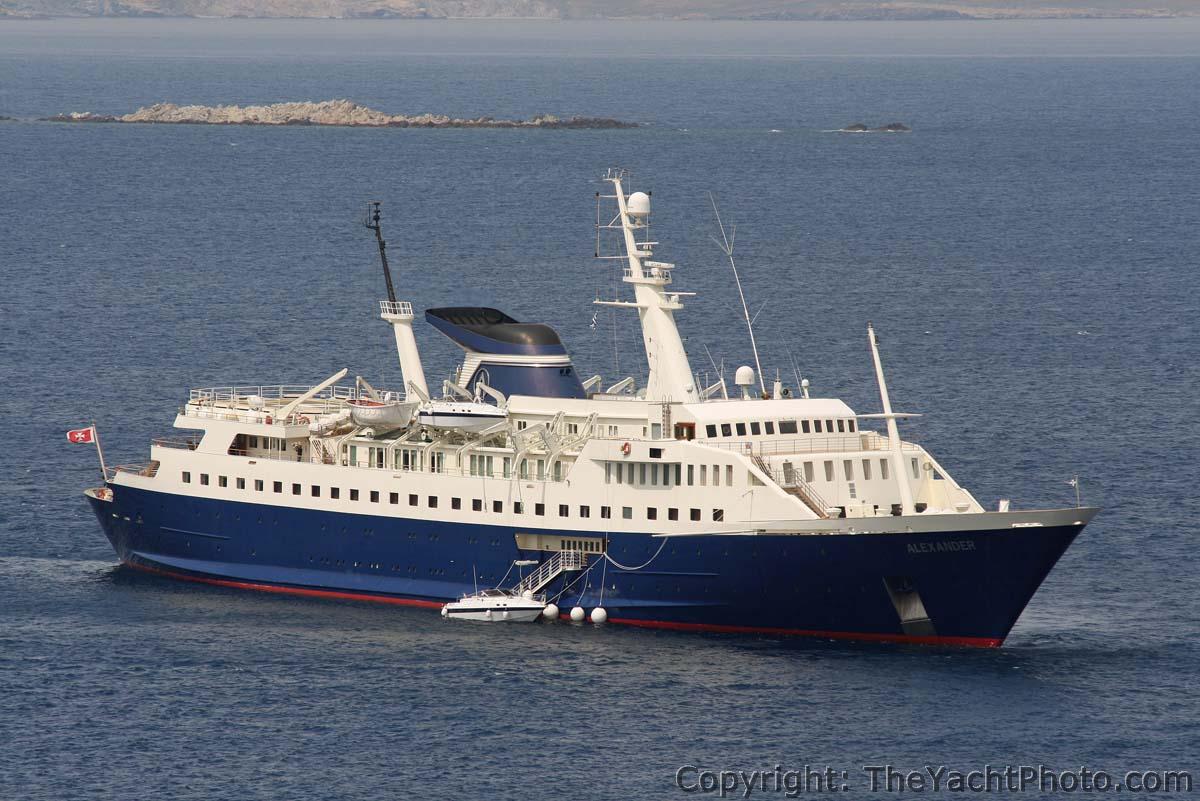 Alexander Superyacht