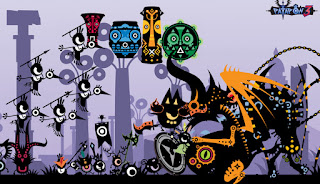LINK DOWNLOAD GAMES Patapon 3 FOR PSP ISO CLUBBIT