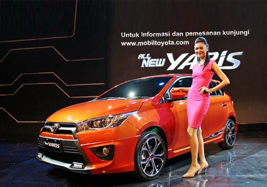 Harga Mobil Toyota Yaris Image