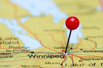 Gate 2 [Summer '18] ARRIVALS Winnipeg Canada