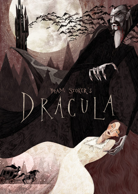 a literary analysis of dracula by bram stoker Francis ford coppola's bram stoker's dracula, released in 1992  seemingly minor change in the appearance of the character drastically affects the viewers.