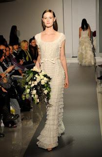 4 Vestidos de Noiva por Glória Coelho