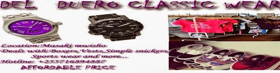 Del Duero Classic Wear