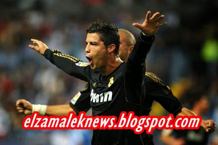 Christiano Ronaldo Wing Of Real Madrid