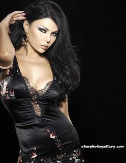 haifa wehbe befor divorce