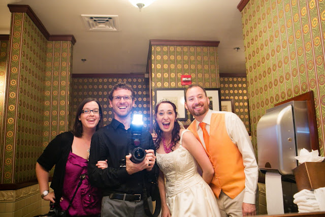 Disneyland Wedding - Grand Californian Hotel - Trillium Room