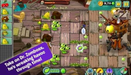 Plants vs Zombies 2 Terbaru
